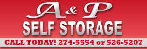 A & P self storage