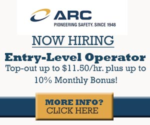 ARC - now hiring