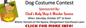 chads dog costume