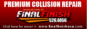 Final Finish Collision