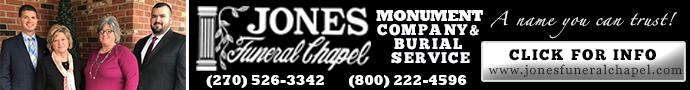 jones banner