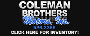 Coleman Brothers Moters, Inc.