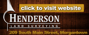 henderson land survey