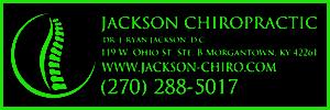 jackson chiro strip