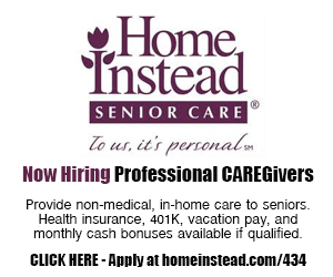 home instead - now hiring