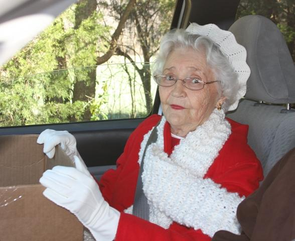 Grand Marshal Maxine Gardner