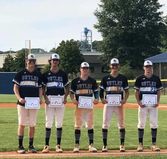 All Tournament: Ross West and Jake McKee All Season: Carter Graham and Hunter Mckee All Academic: Kolton Hudson