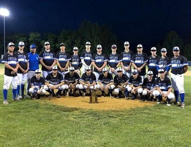 Butler Co. overcomes a 9-0 deficit to get a 10-9 W over Grayson for the 12th District