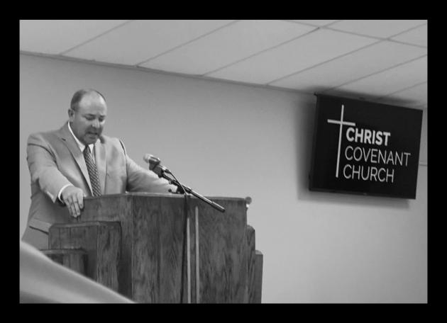 Bro. Woody Moore, founding Pastor of Christ Covenant Church