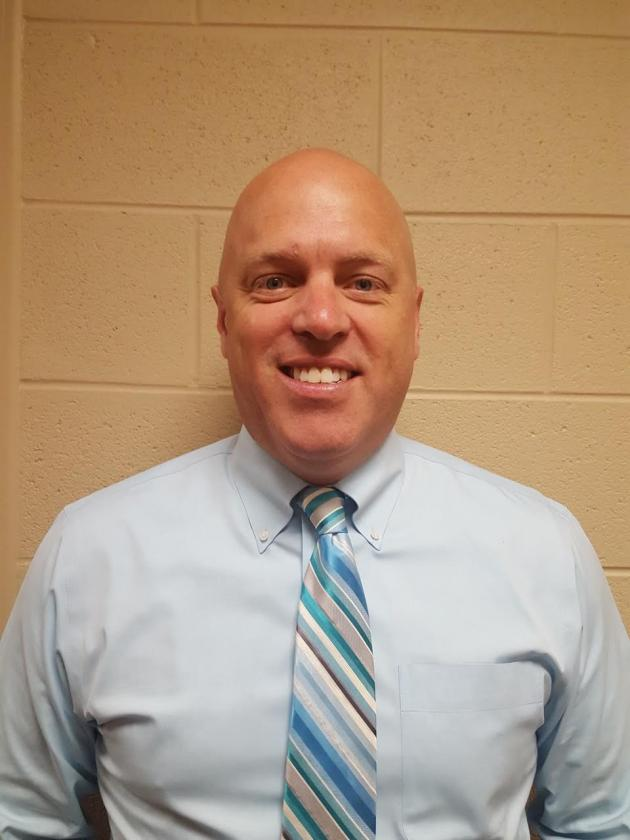 Stoye Young, new principal at Butler County High School