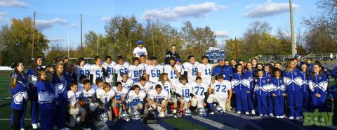 CHAMPIONS: BCMS Football captures KY Middle School State