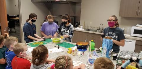 Lauren Tyree was the Baking Instructor
