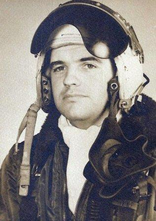 United States Air Force 2nd Lieutenant Donald B. Locke