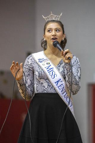 Miss Kentucky Katie Bouchard