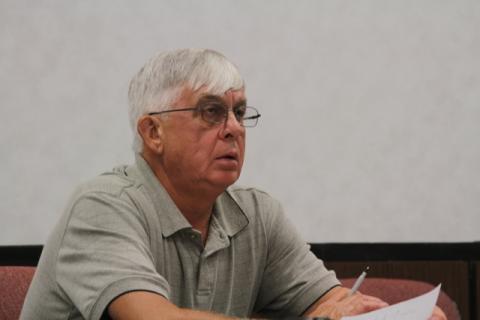 Magistrate David Whittinghill ( file photo)