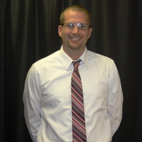North Butler Elementary Principal Josh Belcher