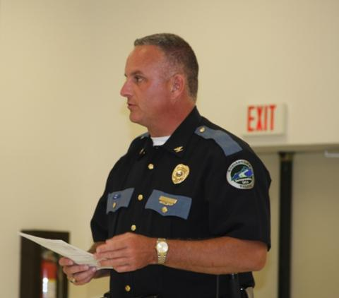MPD Chief Swiney, file photo