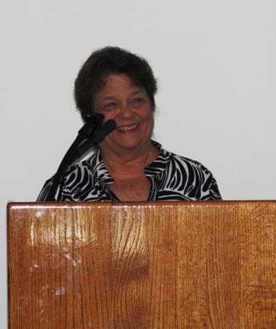 Provost Emeritus Dr. Barbara Bunch