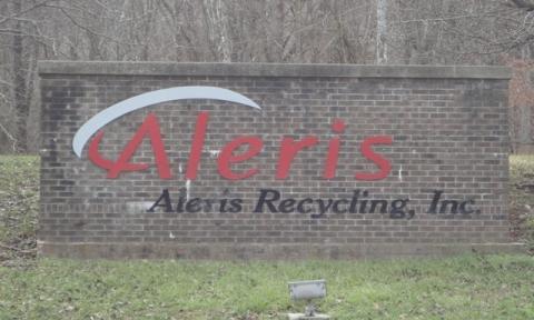 Aleris International is located off Gardner Camp Road in Morgantown.