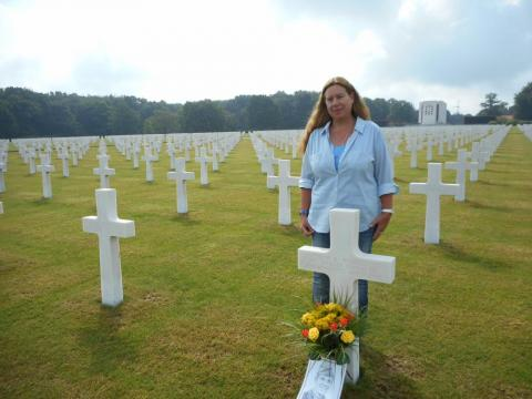 Danielle Roubroeks from Edegem, Belgium