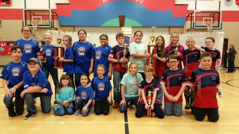 MES & NBES Archery Teams