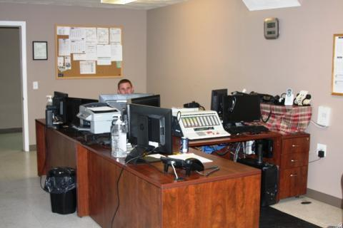 Butle County 911 Dispatch Office