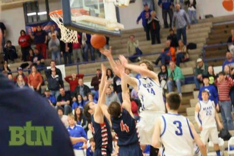 Game winning shot by Trevor Jenkins
