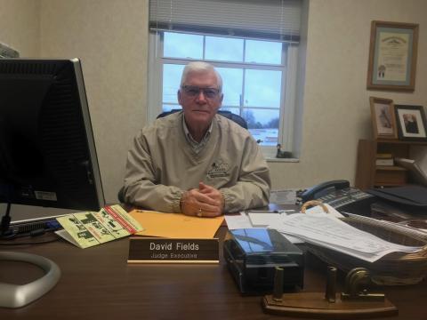 Butler County Judge-Executive David Fields