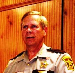 Former Butler County Sheriff Joe Gaddie. (file photo)