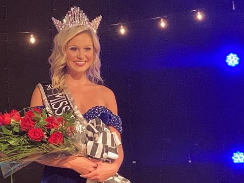 2021 Miss Butler County Fair Jacqueline Claire Rhoades