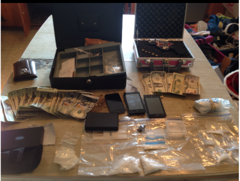MPD nets two local drug-related arrests