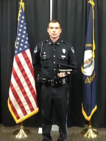 Officer Ethan Vincent