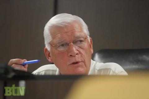 Butler County Judge-Executive David Fields (file photo)