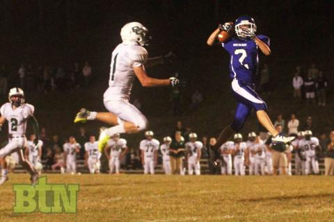 Dylan Havens was air-borne Friday night!