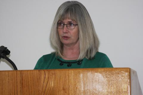 Suzanne Brosnan, Butler County PVA