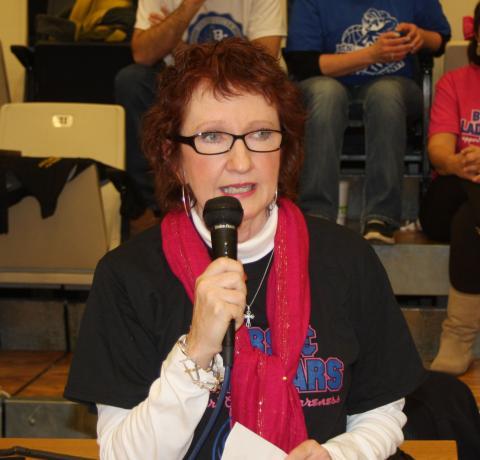 Pam McKinney shares her story.