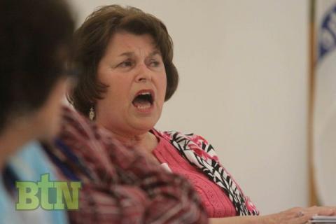 Mayor Linda Keown