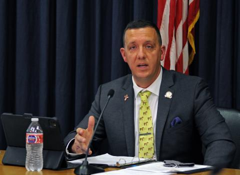 Sen. Matt Castlen, R-Owensboro