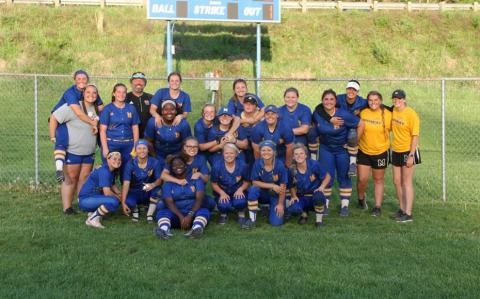 The Midway University softball team, which features Butler County High School graduate Lynsie Clark, is headed to the NAIA Softball National Championship.