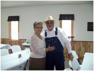 Bro. Jim & Linda McDaniel
