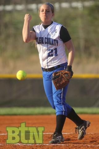 Pitcher Morgan Manning