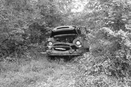 """""""Old Car"""" by Ashley Mudd"""