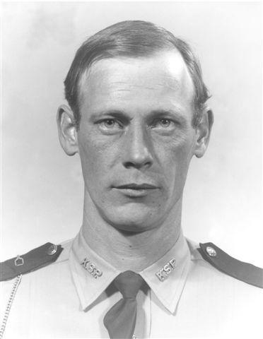 KSP Trooper Det. Vendl Phelps