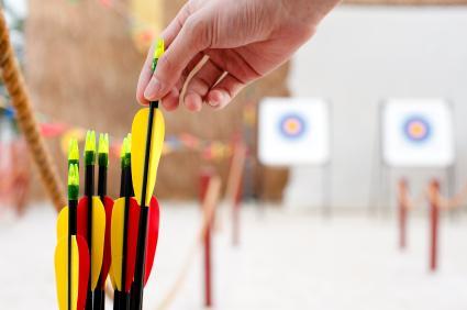 begin archery