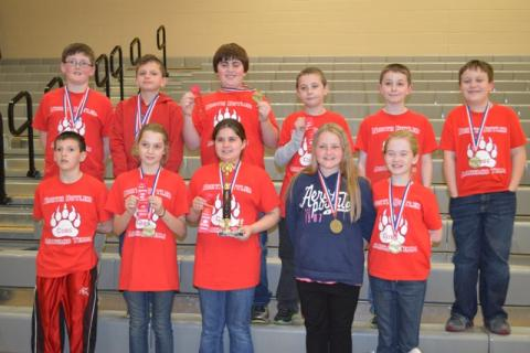 North Butler Academic Team