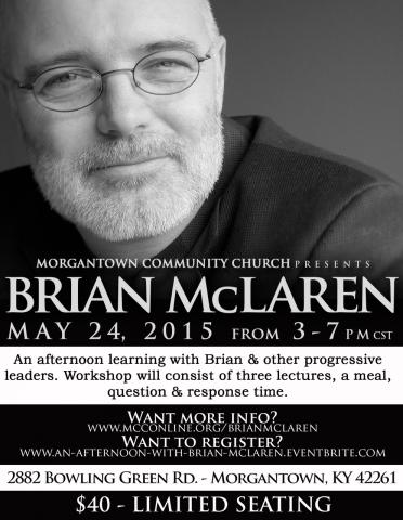 Mcc To Host Well Known Author Speaker And Pastor Brian