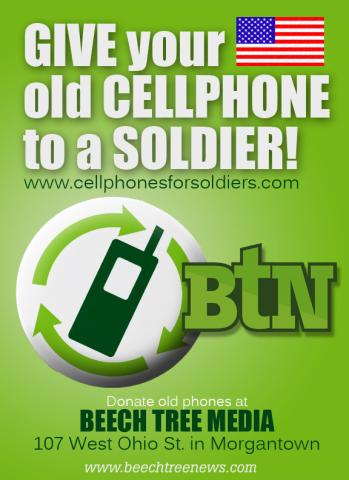 BTN Partners With Cell Phones For Soldiers