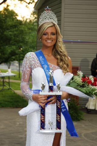 Miss Butler County Catfish McKinzey Smith