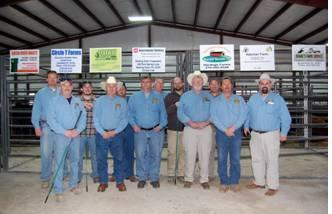 2013 Stockman's Association Cattle Sale Committee