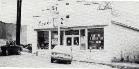 Cookie's Hardware then...
